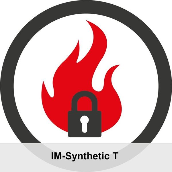 Imagen de Flame-Proof IM-Synthetic T