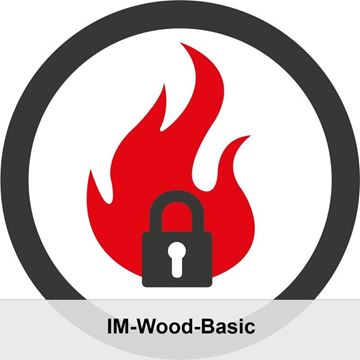 Imagen de Flame-Proof IM-Wood Basic